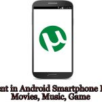 How to use utorrent in Android Smartphone Download Movies,