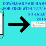 Download Paid TuTu VIP for FREE on iPhone iPad iOS 10-10.2 No