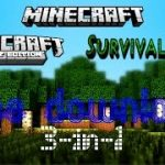 Free APK(Latest Update) Minecraft PE, Minecraft PC,
