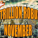 HOW TO GET 999 BILLION ROBUX ON ROBLOX EASY – NOVEMBER NO
