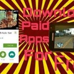 How to download play store paid apps for free