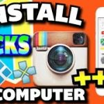 Install Instagram ++ HACK, Movie Box ++, Kodi, PPSSPP (NO
