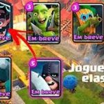 APK DO DESENVOLVEDOR CLASH ROYALE COM O MAGO ELETRICO+DOWNLOAD