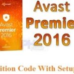 Avast Premier 2016 License Code Till 2021Latest