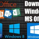 Download Windows 7 8.1 10 MS Office Free from Microsoft
