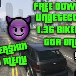GTA 5 PC Online 1.36 Best Subversion Mod Menu Undetectable +