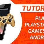 How to play Play station Games in your Android phone without