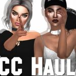 The Sims 4: THE MOTHER OF ALL CC HAULS 70 Links