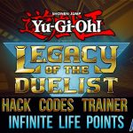 Yu Gi Oh Legacy of the Duelist PC CHEATS HACK TRAINER CODES