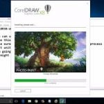 how to download and install corel draw x8 (LATEST VERSION) NO