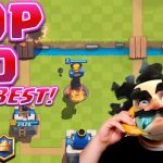 Clash Royale – Top 10 DUMBEST MISTAKES