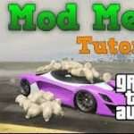 Como Baixar e Instalar Mod Menu 1.37 GTA 5 Pc Drop Money