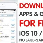 Download Paid Apps Games for Free iOS 10 No Jailbreak No PC