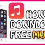 How To Download Music On Your iPhone 2017 (NO JAILBREAK)