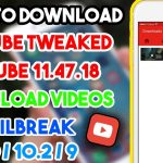 New How To Install Cercube Tweaked YouTubeDownload Videos (NO