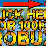ROBLOX IS GIVING EVERYONE 100,000 ROBUX FOR FREE HOW TO GET