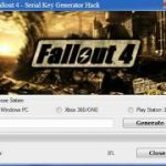 Download Fallout 4 keygen Serial Key Generator For Pc, Xbox 360,