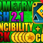 Geometry Dash 2.1 INVINCIBILITY HACK 2017 (NoClip) (GOD MODE)