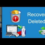 How to recover deleted files Free from hard drive Hack 2017