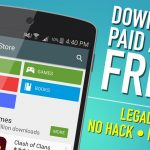 Playstore Paid Apps Games Download for Free without root