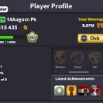 Pool Account Giveaway – 8 ball pool