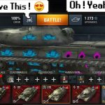 World Of Tanks cheat for android (target texture pack)