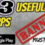 3 Banned Awesome Applications Not Available in Playstore