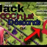 Clash of clans hack in.10 second No root