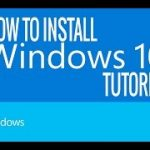Tutorial: How to install Windows 10 EASY WAY Step by Step