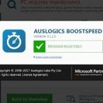 Auslogics BoostSpeed 9 LATEST WITH KEY