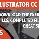 Download the exercise files, completed files cheat sheet –