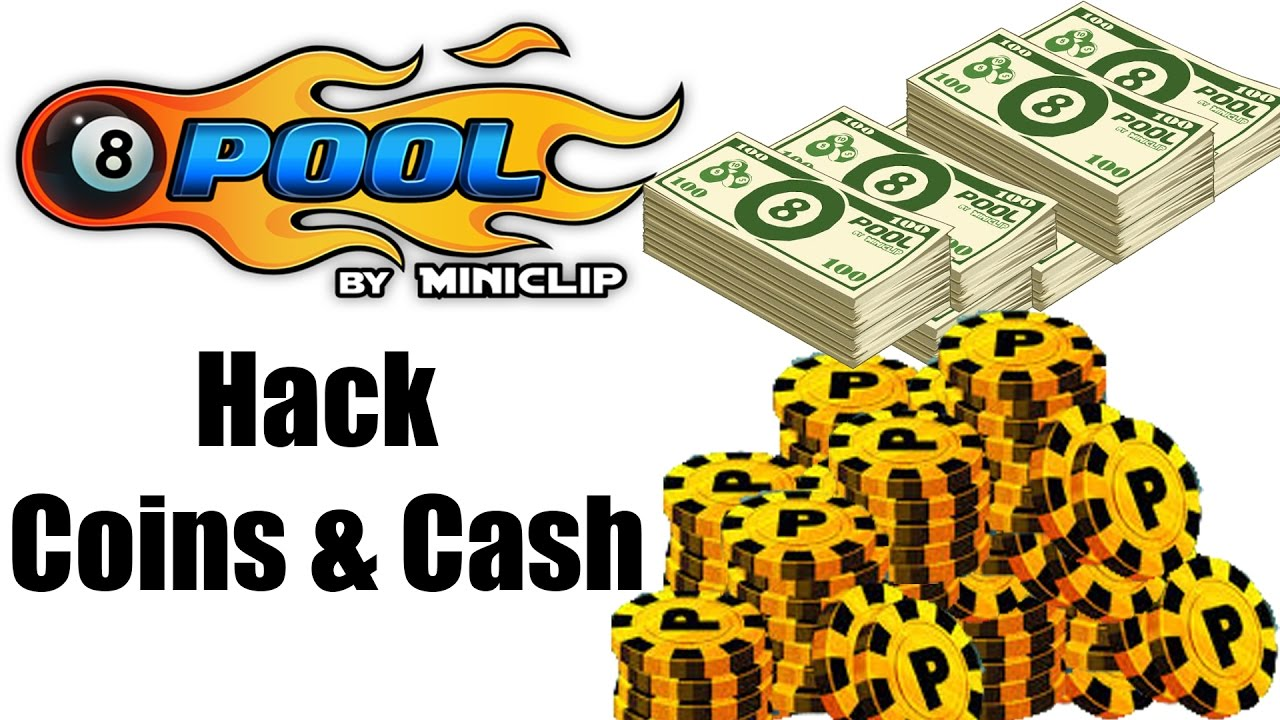 How to Hack 8 Ball Pool Free Coins Cash 100 Working Trick