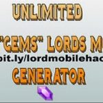 Lords Mobile Hack Generator Android iOS – Pc Free Gems 2017