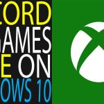 Record PC Games on Windows 10 Free