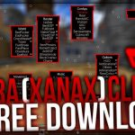AMERA (XANAX) MINECRAFT CLIENT FREE DOWNLOAD » JEDER AAL