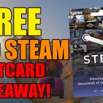 FREE 50 STEAM GIFT CARD GIVEAWAY (2017)
