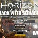 How to Download Horizon Zero Dawn Keygen Serial Key for Full
