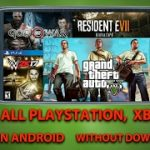 NOW – PLAY ANY PLAYSTATION, PC , XBOX GAME ON ANDROID WITHOUT