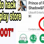 Play Store HackDownload paid app games for free No Root