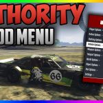 GTA 5 Online: Authority 1.39 ONLINE PC MOD MENU + DOWNLOAD –