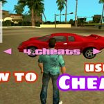 How to Use Cheats in GTA Vice City in Android(Hindi)