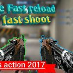 Kode cheat Crisis action 2017 27 Fast reloadstability, fast