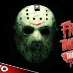 LE QUITAMOS LA MÁSCARA A JASON DIRECTO FRIDAY THE 13TH:THE GAME