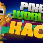 PIXEL WORLDS FLY HACK TRAINER 2017 PC