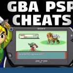 PSPPSP GO Installing GBA Cheat Files (GpSP Emulator) 2017