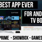 The Best APP for Android TV BOX – 1 Click Install – Amazon