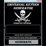 Universal Keygen Generator 2017 Free Download
