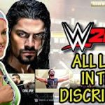 Download All WWE 2k17 Games Free With Link