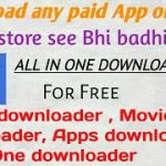 Download any paid apps, Movies And Music for Free ONLY BY ME