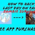 HOW TO HACK Last Day On Earth:Zombie Survival FOR IOS NO PCJB